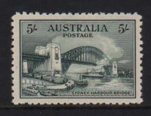 Australia #132 XF Mint Gem