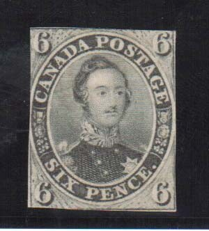 Canada #5b Mint  **With Certificate**