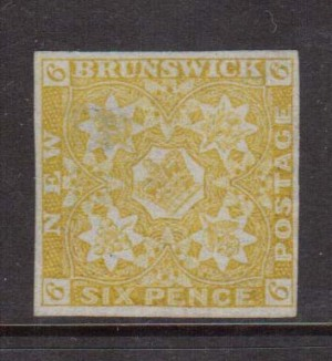 New Brunswick #2 XF Mint **With Certificate**