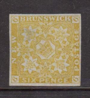New Brunswick #2 XF Mint **With Certificate**