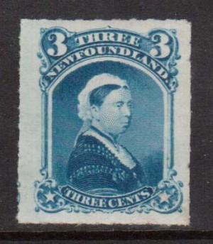 Newfoundland #39 XF Mint Jumbo  **With Certificate**