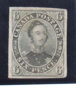 Canada #5b VF Mint Gem **With Certificate**