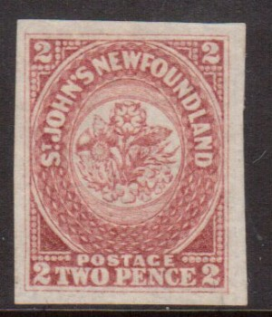 Newfoundland #17 XF Mint Gem **With Certificate**