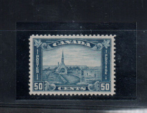 Canada #176 XF/NH Gem **With Certificate**
