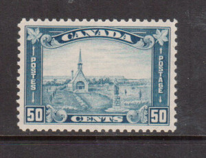 Canada #176i XF/NH Gem **With Certificate**
