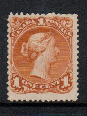 Canada #23a Mint **With Certificate**