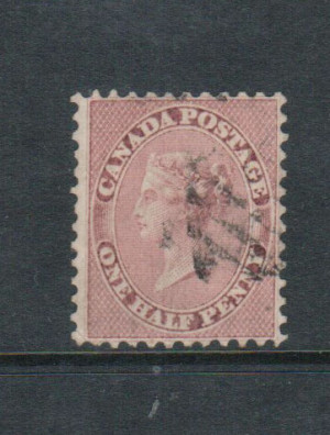 Canada #11 XF Used **With Certificate**