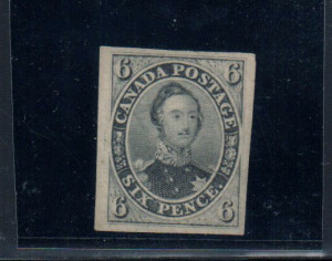 Canada #5 XF Mint Unused (No Gum) Gem **With Certificate**