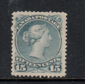 Canada #30a VF Mint **With Certificate**