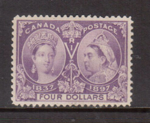 Canada #64 XF Mint **With Certificate**