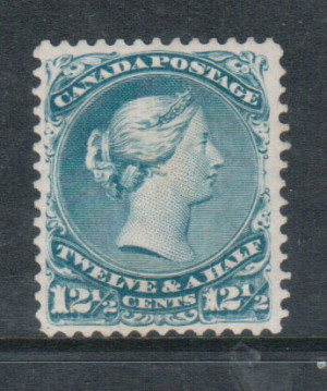 Canada #28i XF Mint **With Certificate**