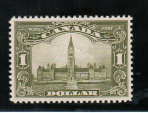 Canada #159 XF/NH Gem **With Certificate**