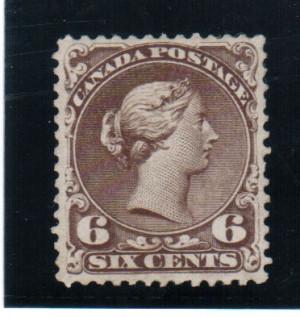 Canada #27 XF Mint Gem **With Certificate**