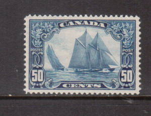 Canada #158 XF/NH Gem **With Certificate**