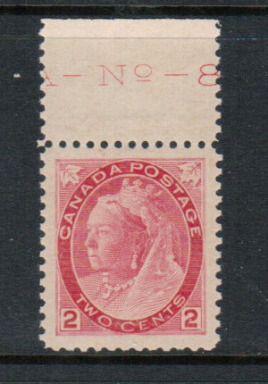 Canada #77 NH Mint Superb Gem **With Certificate**