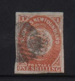 Newfoundland #15 XF Used Gem  **With Certificate**