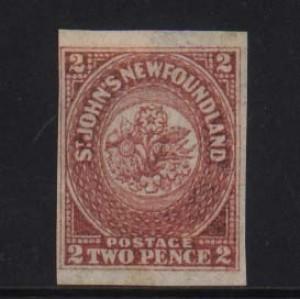 Newfoundland #17 XF Mint