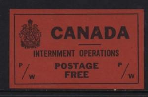 Canada #PWF2 XF/NH
