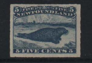 Newfoundland #40 XF Mint