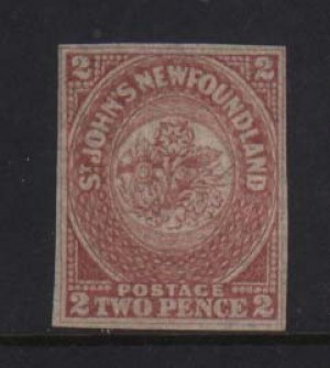 Newfoundland #17 VF Mint **With Certificate**