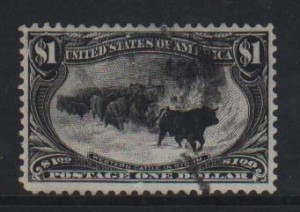 USA #292 VF Used