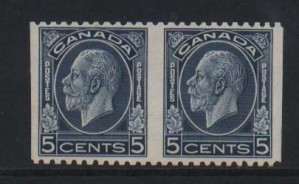 Canada #199a Mint Imperf Pair  **With Certificate**