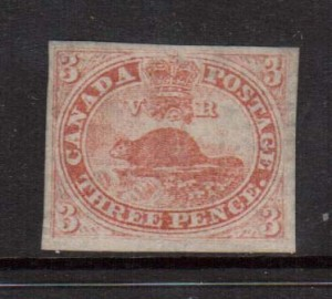 Canada #1 XF Mint World Rarity With Original Gum **With Certificate**