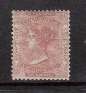 British Columbia #2 XF Mint **With Certificate**