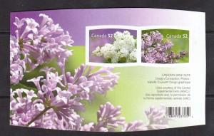 Canada #2206ii XF/NH Souvenir Sheet **With Certificate**