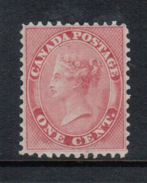 Canada #14 XF Mint **With Certificate**