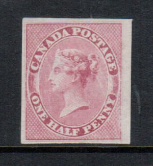 Canada #8 XF Mint **With Certificate**