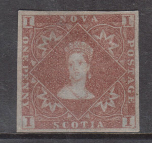 Nova Scotia #1 XF Mint Gem **With Certificate**
