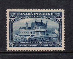 Canada #99 NH Mint Superb Gem **With Certificate**