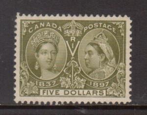 Canada #65 XF Mint Gem **With Certificate**