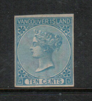 British Columbia #4 VF Mint **With Certificate**