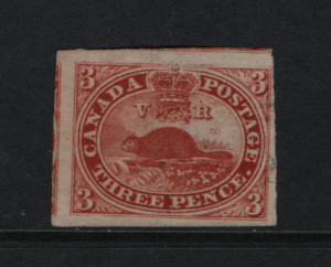 Canada #4v XF Used **With Certificate**