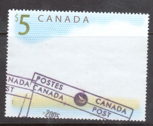 Canada #1693a XF Used **With Certificate**