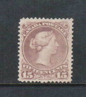 Canada #29b VF Mint **With Certificate**