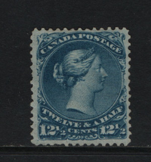 Canada #28 VF Mint **With Certificate**