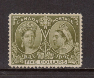 Canada #65 XF Mint **With Certificate**