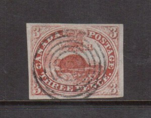 Canada #1 VF+ Used **With Certificate**