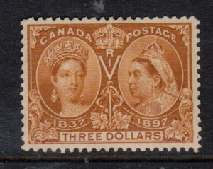 Canada #63 XF Mint Gem **With Certificate**
