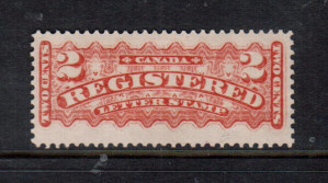 Canada #F1b VF+/NH **With Certificate**