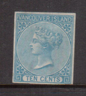 British Columbia #4 XF Mint **With Certificate**