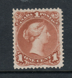 Canada #22 VF+ Mint **With Certificate**