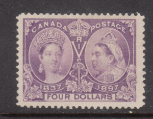 Canada #64 XF Mint Gem **With Certificate**