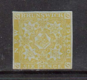 New Brunswick #2 Mint **With Certificate**