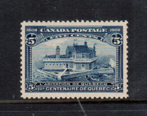 Canada #99 XF/NH **With Certificate**