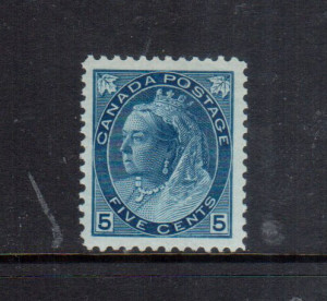 Canada #79b XF/NH Gem **With Certificate**