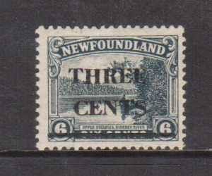 Newfoundland #160ii VF Mint **With Certificate**